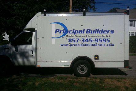principal builders box truck