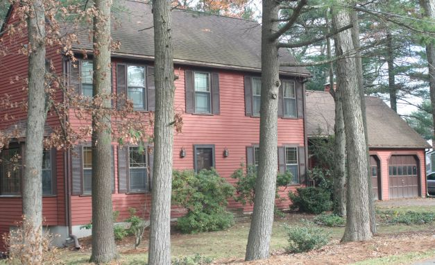 <p>Renovation to home exterior. Project included: new windows, trim replacement, painting and roof work.</p>